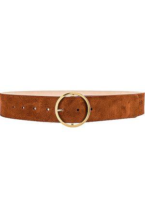 B-Low The Belt Molly Suede Belt in Cognac.