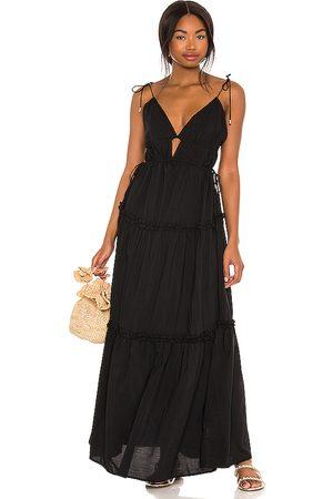 Karina Grimaldi Solana Solid Dress in .