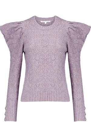 VERONICA BEARD Novah pointelle sweater