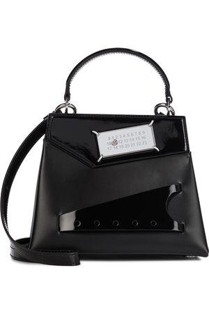 Maison Margiela Snatched Small leather shoulder bag