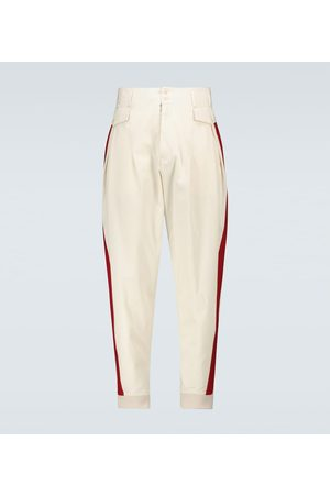 Maison Margiela Gabardine cotton pants