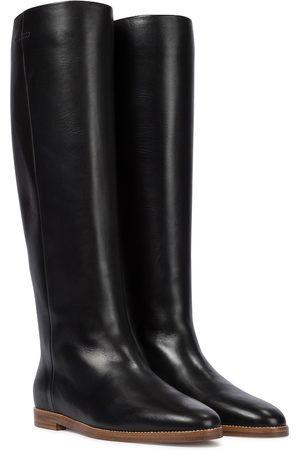 GABRIELA HEARST Skye leather knee-high boots