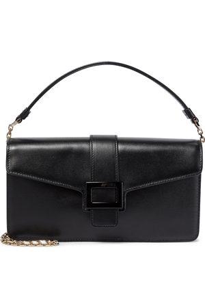 Roger Vivier Viv' leather shoulder bag