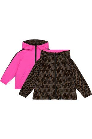 Fendi FF reversible jacket