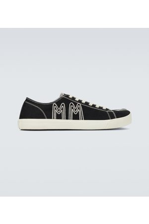 Maison Margiela Low Tabi MM canvas sneakers
