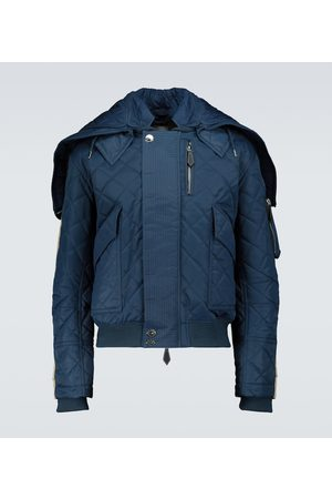 Burberry Exclusive to Mytheresa – Eagley bomber jacket