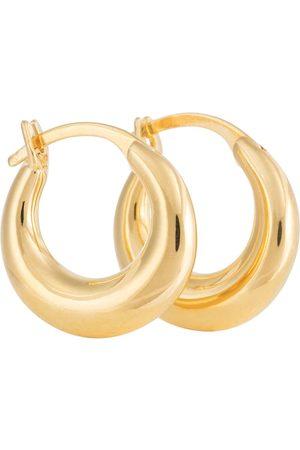 Sophie Buhai Essential Small 18kt vermeil hoop earrings