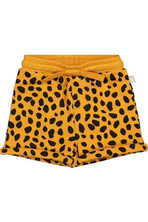 Stella McCartney Baby printed cotton shorts