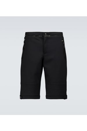 Burberry Exclusive to Mytheresa – Elmeton mid-length shorts