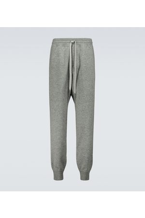 Tom Ford Cashmere-blend trackpants