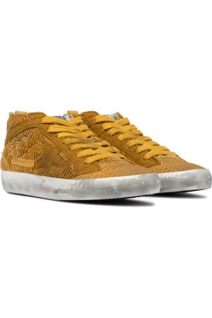 Golden Goose Exclusive to Mytheresa – Midstar corduroy high-top sneakers