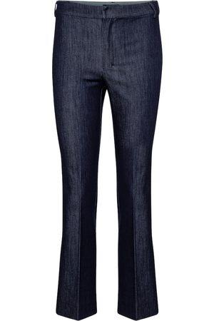 Max Mara Campus straight cropped denim pants