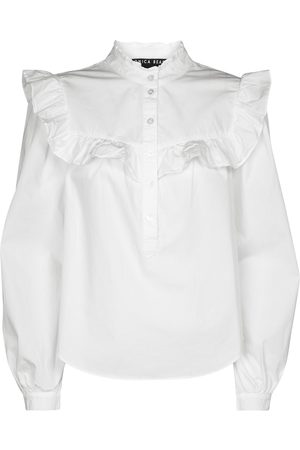 VERONICA BEARD Sonnet cotton shirt