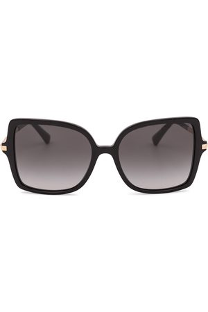 VALENTINO Embellished acetate sunglasses