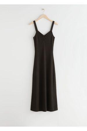 & OTHER STORIES Women Midi Dresses - Sleeveless Midi Dress