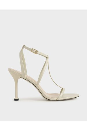 CHARLES & KEITH Strappy Stiletto Heels