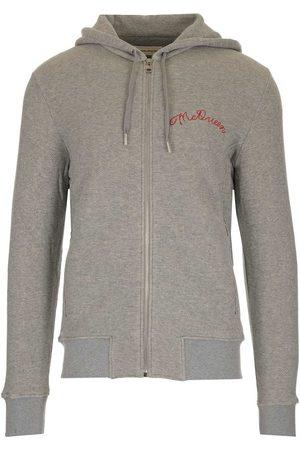 Alexander McQueen Men Sweatshirts - MEN'S 599617QQX821401 GREY SWEATSHIRT