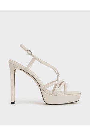 CHARLES & KEITH Strappy Platform Sandals