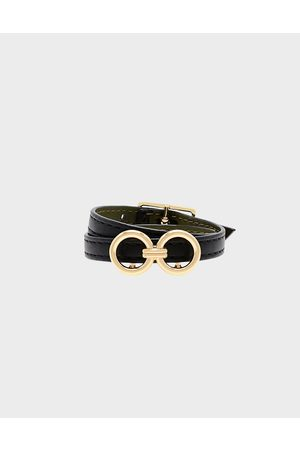 CHARLES & KEITH Double Wrap Around Belt Bracelet