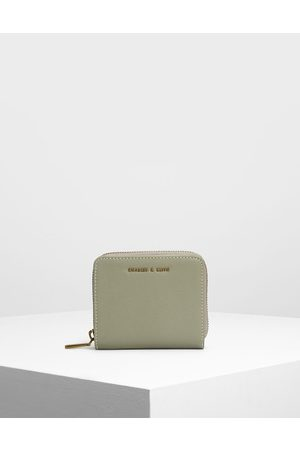 CHARLES & KEITH Women Wallets - Classic Zip Mini Wallet
