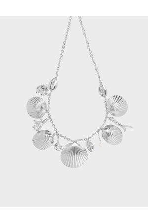 CHARLES & KEITH Seashell Necklace