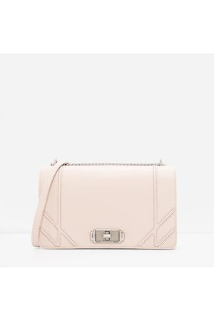 CHARLES & KEITH Turn-Lock Chain Crossbody