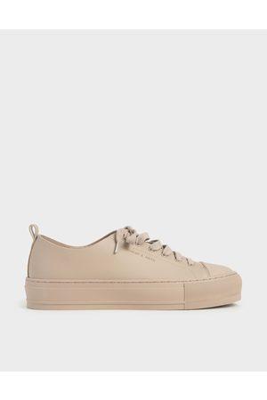 CHARLES & KEITH Platform Sneakers