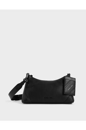 CHARLES & KEITH Women Bags - Chain Handle Bag