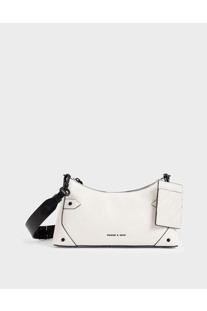 CHARLES & KEITH Chain Handle Bag