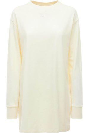 Nike Cotton T-shirt Dress