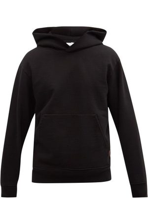 Acne Studios Forres Cotton-blend Hooded Sweatshirt - Mens