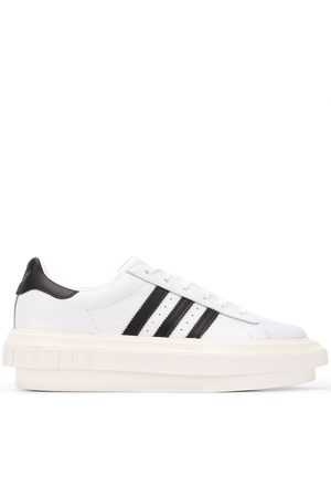 adidas Originals low-top platform trainers