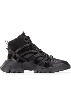 McQ Sneakers - Orbyt high-top trainers