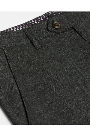 Ted Baker Super Slim Fit Semi-plain Trouser