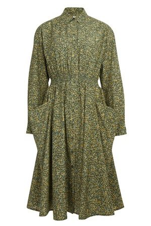 Kenzo Women Casual Dresses - Printed belted dress