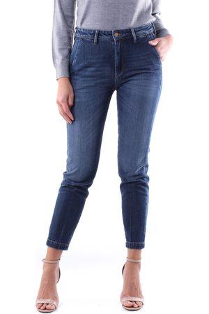 BARBA Slim Women Dark jeans