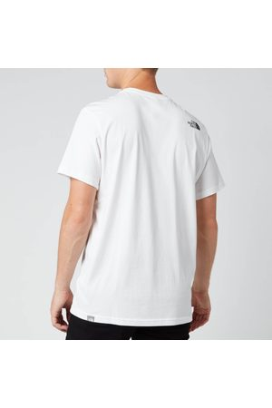 The North Face Men's Simple Dome Short Sleeve T-Shirt