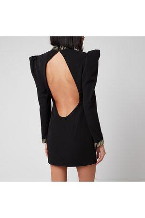 De La Vali Women's Baltimore Dress with Diamond Cuff & Collar