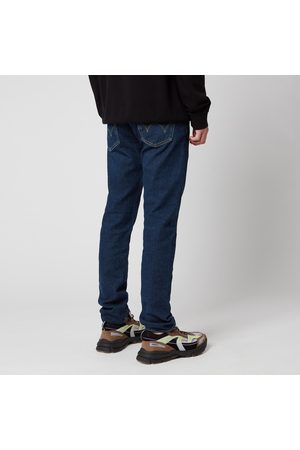 Edwin Men's Ed-80 Slim Tapered Yoshiko Left Hand Akira Wash Jeans
