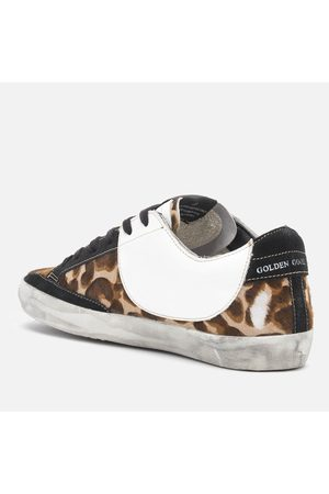 Golden Goose Women's Superstar Leather Trainers