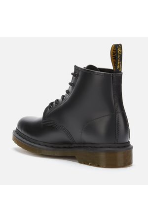 Dr. Martens Boots - 101 Smooth Leather 6-Eye Boots