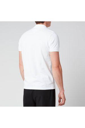 Kenzo Men's Tiger Crest Pique Polo Shirt