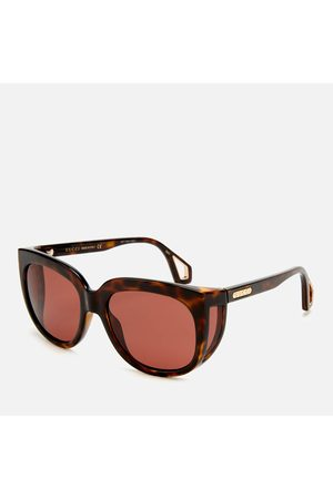 Gucci Women's Injection Visor Sunglasses