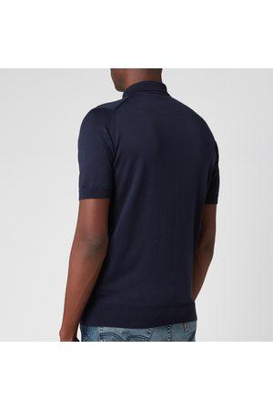 JOHN SMEDLEY Men's Payton 30 Gauge Merino Polo Shirt