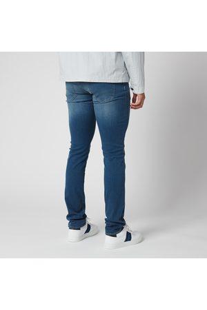 sartoria tramarossa Men's Leonardo Slim 5 Pocket Jeans