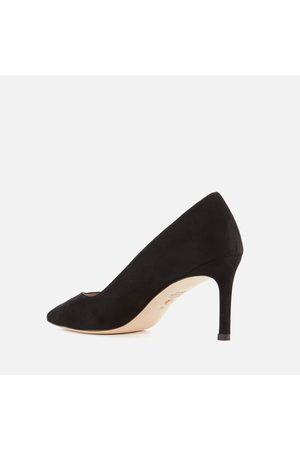 Stuart Weitzman Women's Anny 70 Suede Court Shoes