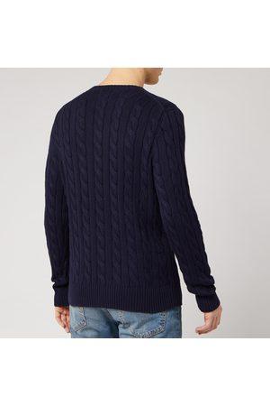Polo Ralph Lauren Men's Cable Knit Cotton Jumper