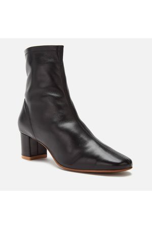 By Far Women's Sofia Leather Heeled Boots