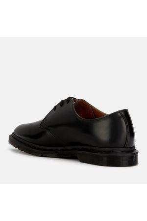 Dr. Martens Men's Archie II Polished Smooth Leather Derby Shoes