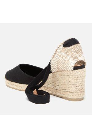 Castaner Women's Carina Espadrille Wedged Sandals